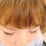 お客様お写真 〜ユニオンラッシュ140本スウィートデザイン〜